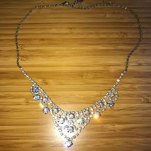 Claire's Icing Prom Necklace